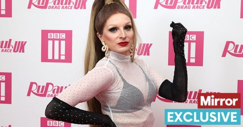 Drag Race UK's Veronica Green had to 'beg, borrow and steal' to return to show