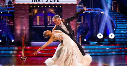 Greg Wise' daughter says Strictly star will happily strip and wax chest for show