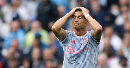 Officials confirm Ronaldo should have been given Man Utd penalty vs West Ham