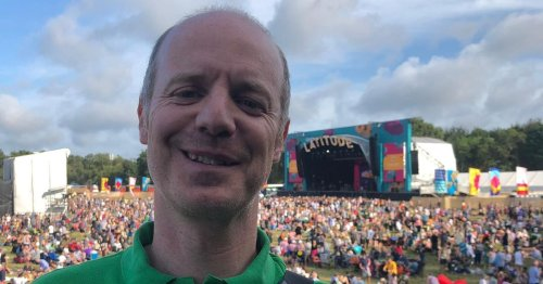 'Mask free Latitude Festival like going back in time before Covid ever happened'