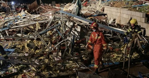 Wuhan tornado kills 6 and injures more than 200 in epicentre of Covid pandemic