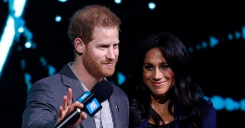 Royal aides 'want Harry and Meghan to give up titles' after shock podcast attack