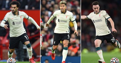 Liverpool's front trio branded 'football dinosaurs' after Man Utd mauling
