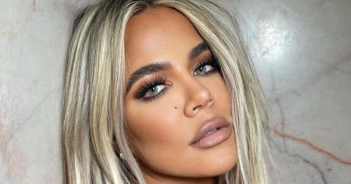 Khloe Kardashian says 'make the decision to be happy' after Met Gala 'ban'