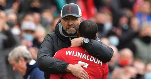 Liverpool contract priorities threaten Gini Wijnaldum-style conundrum for Klopp