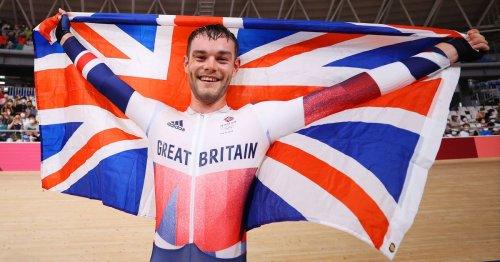 Team GB passes 50 medals as cyclist Matt Walls strikes Tokyo 2020 Olympics gold