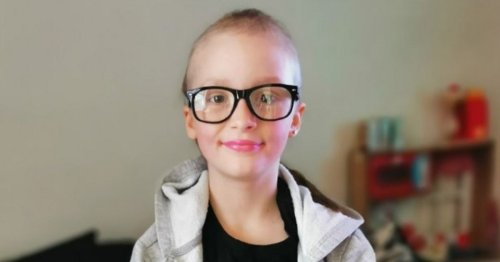 Schoolgirl, 8, left almost bald after lockdown stress sees her rip out own hair