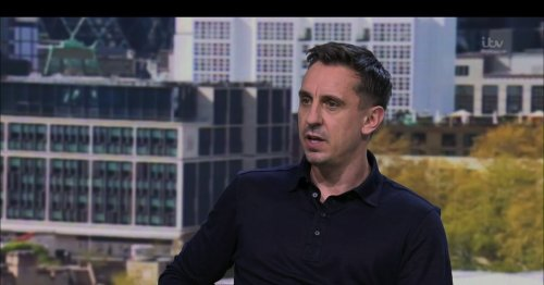 Gary Neville's Billy Gilmour comparison highlights England weakness at Euro 2020