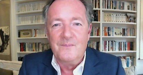 Piers Morgan accuses Dan Walker of 'lying' about BBC job as spat turns nasty