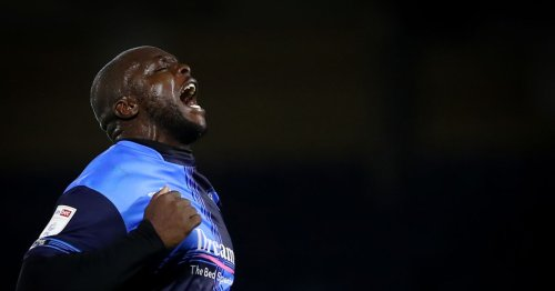 Akinfenwa on his WWE talks and which player he'd most like to put in a headlock