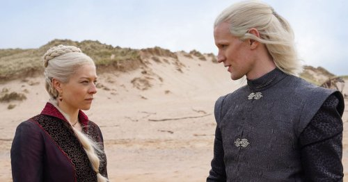 Game of Thrones spin-off House of the Dragon unveils moody first look snaps