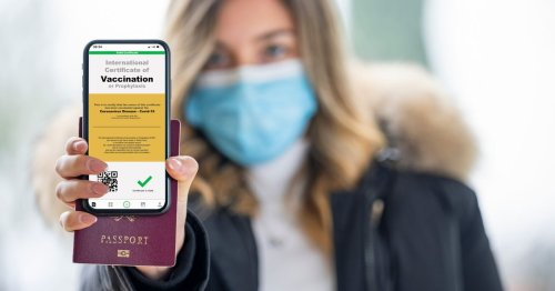 Holidays to France and Spain with Covid vaccine passports 'to be approved by EU'