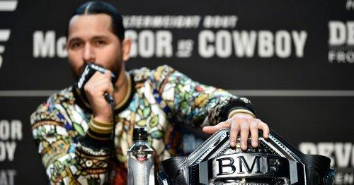 Jorge Masvidal explains reason for Leon Edwards feud that led to fight booking