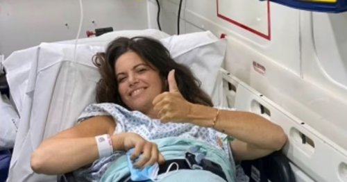Deborah James rushed to A&E due to 'spiking temperature' amid cancer battle