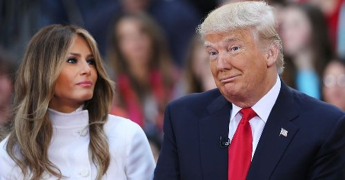 Melania gave ruthless reply when asked if she'd be with Trump if he wasn't rich