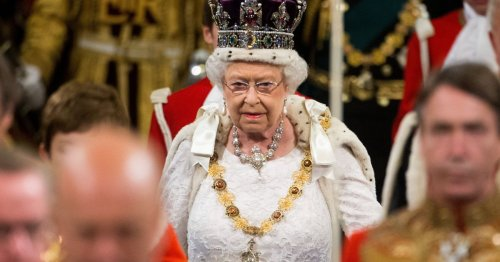 UK Crown Jewels include a 'super deep' diamond that formed close to Earth's core