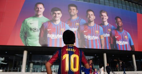 Barcelona sick of Messi nostalgia but forced to stare at elephant in the room