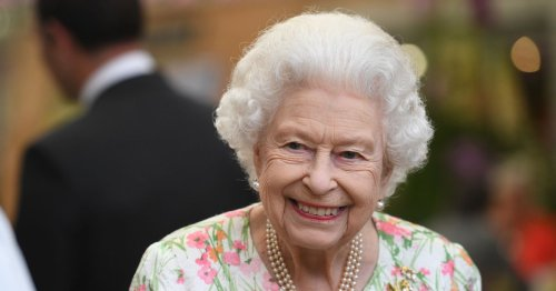 Queen's touching nod to Meghan and Harry at G7 summit with special brooch