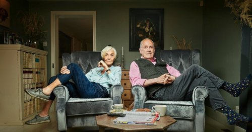 Gyles Brandreth says Gogglebox bosses provide takeaways to 'forget the cameras'