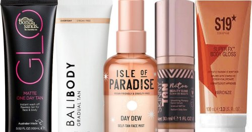 Boots launch new innovative self tan products for the perfect summer glow
