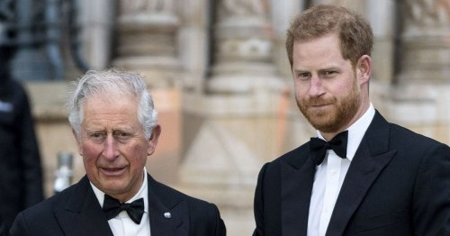 Harry's complaints about childhood 'no different from Charles' upbringing moans'