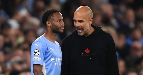Guardiola 'wanted' Sterling to leave Manchester City amid Liverpool rumours