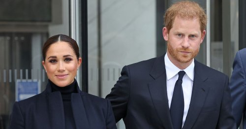 Meghan and Harry 'want people to ditch royals' and follow them, says expert