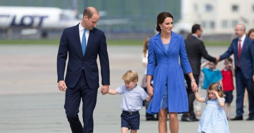 William and Kate granted permission by Queen to break royal rule with children