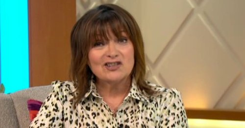 Lorraine Kelly makes dig at Prince Harry over Charles funding 'son in his 30s'