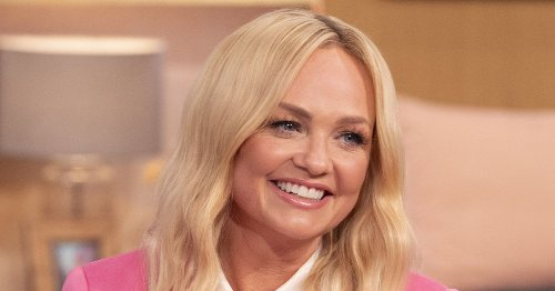 Emma Bunton explains why she's rebranded from Baby Spice to Booby Spice