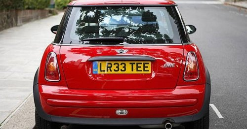 GB sticker to vanish from Brit number plates as part of new rules being unveiled