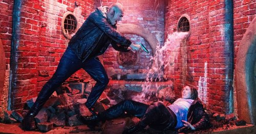Corrie spoilers for next week - Fireball crash, sinkhole death and prison escape