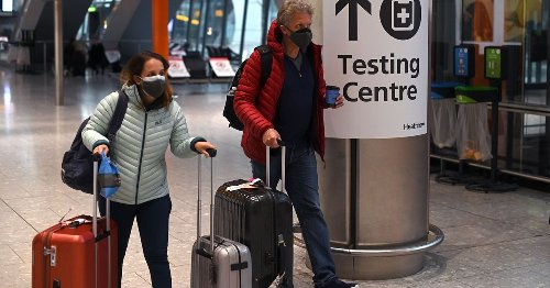 Covid tests for holidaymakers could drop below £50 making travel more affordable