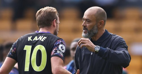 Spurs boss Nuno sends clear message to Kane after failed Man City transfer