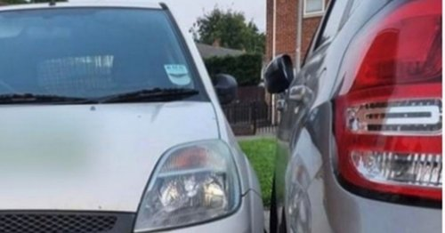 Mum says 'petty' neighbour parks so close to her car it leaves her trapped