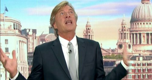 Richard Madeley clashes with Susanna Reid as he slams 'nonsense' M25 protests