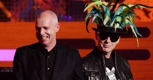 Pet Shop Boys pulled out of BRITs It's A Sin performance days before show