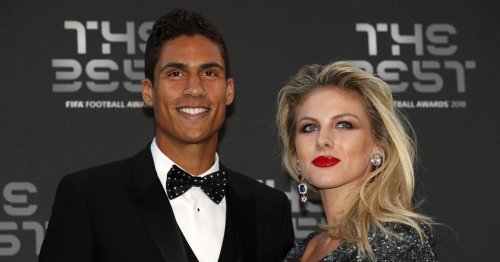 Man Utd new boy Varane's wife is childhood sweetheart and trained lawyer