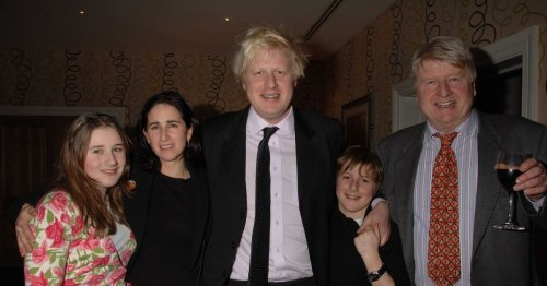 Boris Johnson's children - lookalike son and love child from secret affair