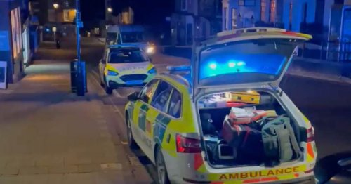 Man killed and two injured in multiple stabbing outside Royal British Legion