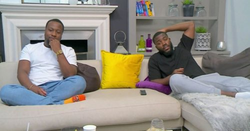 Gogglebox's Mo Gilligan wins praise as he confronts abuse sent to England team