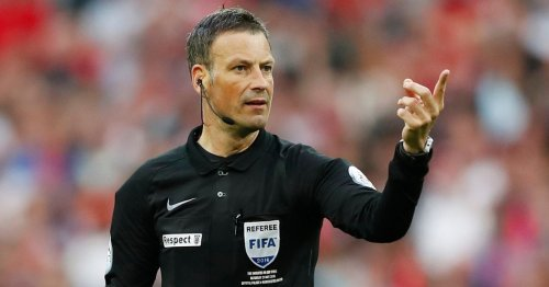Clattenburg claims ex-colleague 'not trusted' to referee Man Utd vs Liverpool