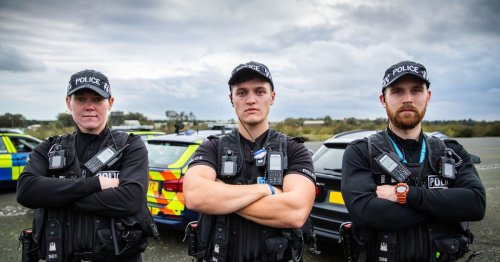 Inside real-life elite UK police unit targeting OCGs like in Line of Duty