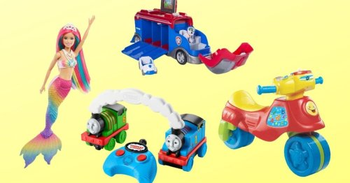 You can get an extra 15% off toys at The Entertainer - here's how