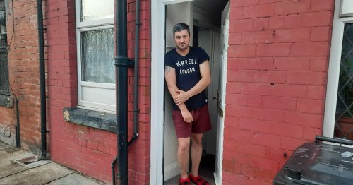 Life on road where squirming residents see people having sex outside their homes
