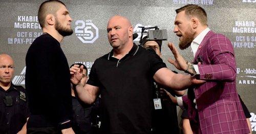 Conor McGregor and Khabib Nurmagomedov rivalry could re-ignite in Bellator fight