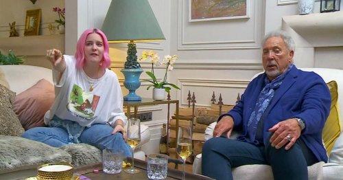 Celebrity Gogglebox fans left reeling by Anne-Marie's Bonnie Langford outburst