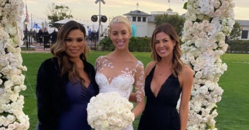 Selling Sunset's Heather Rae Young weds Tarek El Moussa in luxury ceremony