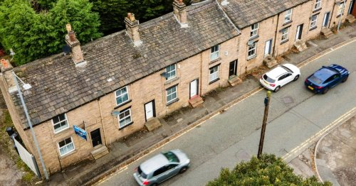 Entire street of eight cottages up for sale costs same as one-bed flat in London