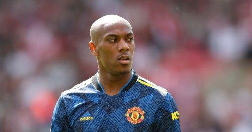 Marginalised Anthony Martial set for fresh Man Utd chance after transfer snub